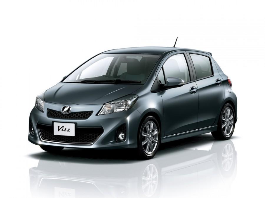 Toyota Vitz RS хетчбэк 5-дв., 2010–2016, XP130 - отзывы, фото и характеристики на Car.ru