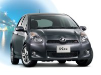 Toyota Vitz, XP90 [рестайлинг], Rs хетчбэк 5-дв., 2007–2010