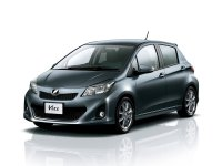 Toyota Vitz, XP130, Rs хетчбэк 5-дв., 2010–2016