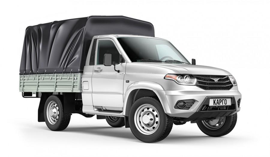 Уаз 23602 Cargo шасси, 2014–2016, 2 поколение - отзывы, фото и характеристики на Car.ru