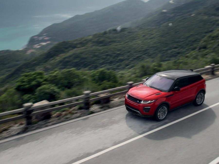 Landrover Range Rover Evoque кроссовер 3-дв., 2015–2016, 1 поколение [рестайлинг] - отзывы, фото и характеристики на Car.ru