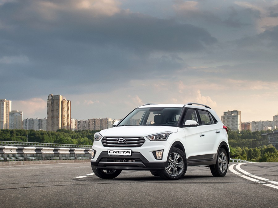 Hyundai Creta кроссовер, 2016–2016, 1 поколение - отзывы, фото и характеристики на Car.ru
