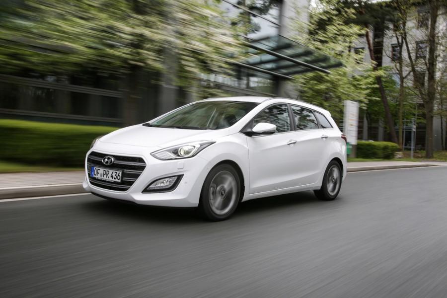 Hyundai i30 универсал, 2015–2016, GD [рестайлинг] - отзывы, фото и характеристики на Car.ru