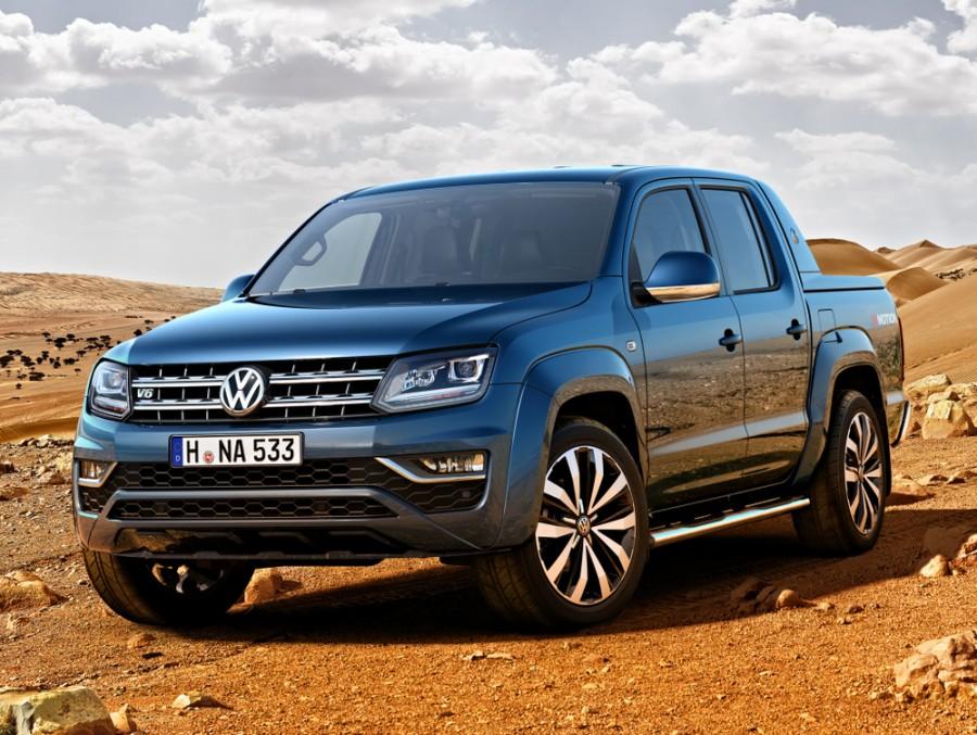 Volkswagen Amarok DoubleCab пикап, 2016–2016, 1 поколение [рестайлинг] - отзывы, фото и характеристики на Car.ru