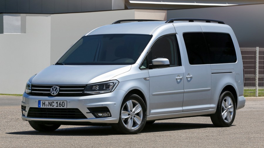 Volkswagen Caddy Maxi минивэн 5-дв., 2015–2016, 4 поколение - отзывы, фото и характеристики на Car.ru