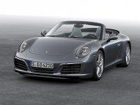 Porsche 911, 991 [рестайлинг], Carrera кабриолет 2-дв., 2012–2016