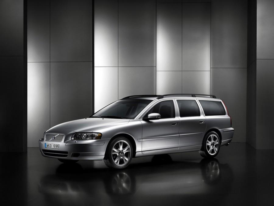Volvo V70 универсал 5-дв., 2004–2008, 2 поколение [рестайлинг] - отзывы, фото и характеристики на Car.ru