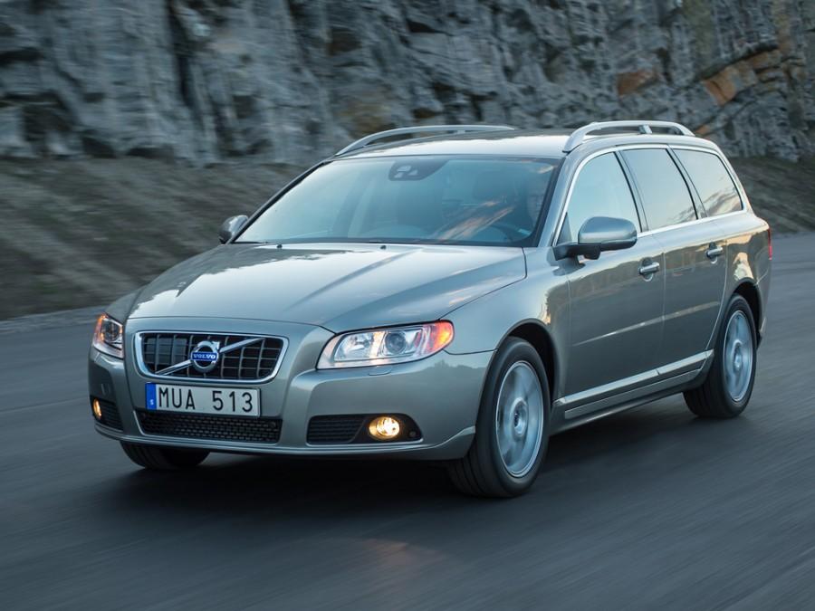Volvo V70 универсал, 2007–2013, 3 поколение - отзывы, фото и характеристики на Car.ru