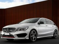 Mercedes CLA-Class, C117, Shooting brake универсал, 2013–2016