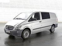 Mercedes Vito, W639 [рестайлинг], Mixto микроавтобус 4-дв., 2010–2015
