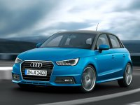 Audi A1, 8X [рестайлинг], Sportback хетчбэк, 2014–2016