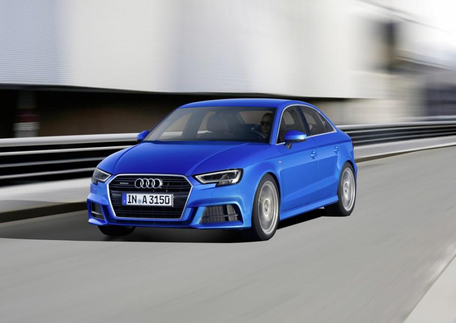 Audi A3 седан, 8V [рестайлинг] - отзывы, фото и характеристики на Car.ru