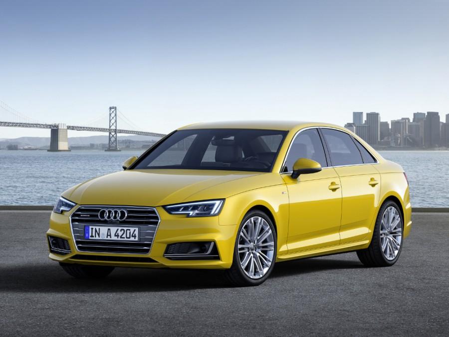 Audi A4 седан, 2015–2018, B9 - отзывы, фото и характеристики на Car.ru