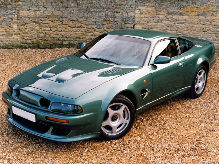 AstonMartin Vantage V8 Le Mans купе 2-дв., 1993–2000, 2 поколение - отзывы, фото и характеристики на Car.ru