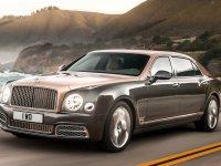 Bentley Mulsanne, 2 поколение [рестайлинг], Ewb седан, 2016–2016