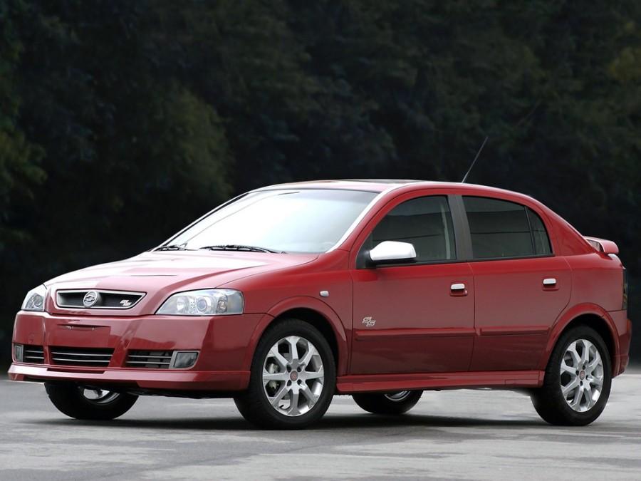 Chevrolet Astra SS хетчбэк 5-дв., 2003–2011, 2 поколение [рестайлинг] - отзывы, фото и характеристики на Car.ru