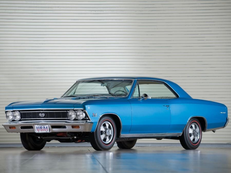 Chevrolet Chevelle Sport Coupe SS купе 2-дв., 1966, 1 поколение [2-й рестайлинг] - отзывы, фото и характеристики на Car.ru