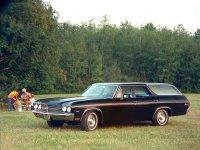 Chevrolet Chevelle, 2 поколение [2-й рестайлинг], Concours station wagon универсал 5-дв., 1970