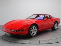 Chevrolet Corvette, C4 [2-й рестайлинг], Zr1 тарга 2-дв., 1991–1996