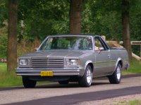 Chevrolet El Camino, 1979, 5 поколение [рестайлинг], Classic пикап 2-дв.