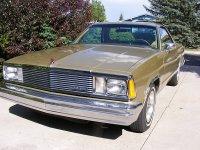 Chevrolet El Camino, 5 поколение [3-й рестайлинг], Classic пикап 2-дв., 1981