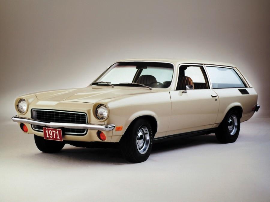 Chevrolet Vega Кammback универсал 3-дв., 1970–1973, 1 поколение - отзывы, фото и характеристики на Car.ru