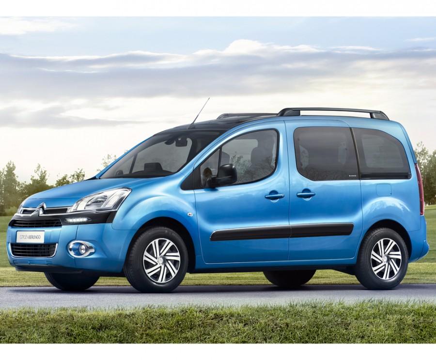 Citroen Berlingo Multispace минивэн 4-дв., 2012–2016, 2 поколение [рестайлинг] - отзывы, фото и характеристики на Car.ru