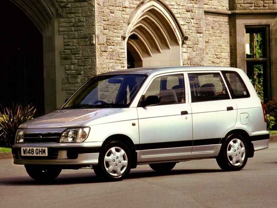 Daihatsu Move минивэн, 1996–1999, Gran Move [рестайлинг] - отзывы, фото и характеристики на Car.ru