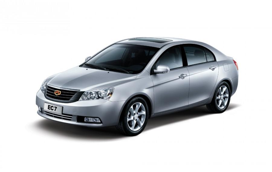 Geely Emgrand EC7 седан, 1 поколение, 1.8 CVT (126 л.с.), Comfort 2014 года, опции