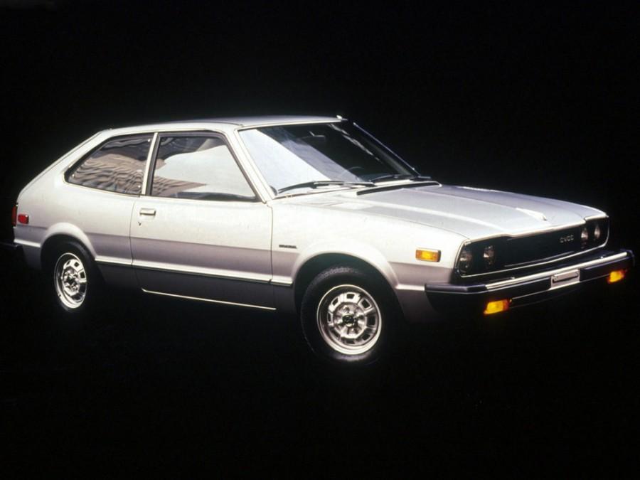 Honda Accord US-spec хетчбэк 3-дв., 1 поколение - отзывы, фото и характеристики на Car.ru