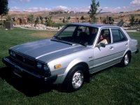 Honda Accord, 1 поколение, Us-spec седан 4-дв.