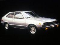 Honda Accord, 1 поколение, Us-spec хетчбэк 3-дв.