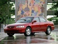 Honda Accord, 6 поколение [рестайлинг], Us-spec седан 4-дв., 2001–2002