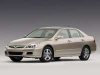 Honda Accord, 7 поколение [рестайлинг], Us-spec седан 4-дв., 2006–2008