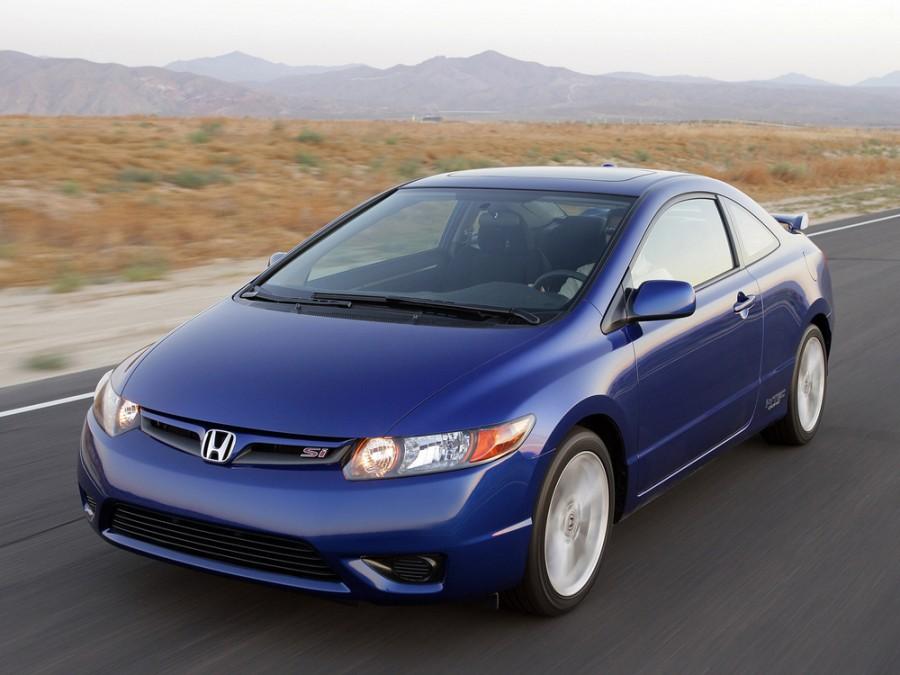 Honda Civic Si купе 2-дв., 2005–2008, 8 поколение - отзывы, фото и характеристики на Car.ru