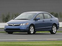 Honda Civic, 8 поколение, Us-spec седан 4-дв., 2005–2008