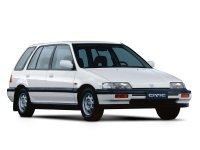 Honda Civic, 4 поколение, Shuttle универсал 5-дв., 1987–1996