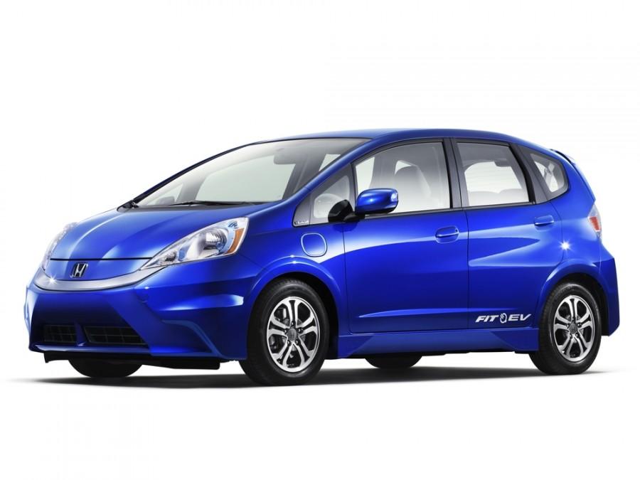Honda Fit EV хетчбэк 5-дв., 2010–2016, 2 поколение [рестайлинг] - отзывы, фото и характеристики на Car.ru