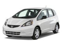 Honda Fit, 2 поколение, Us-spec хетчбэк 5-дв., 2007–2010