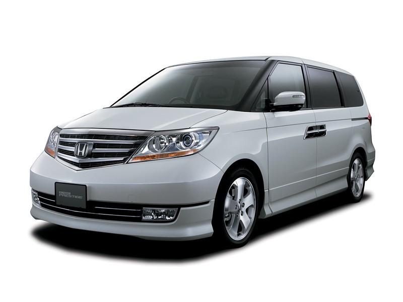 Honda Elysion Prestige минивэн 5-дв., 2006–2008, 1 поколение [рестайлинг] - отзывы, фото и характеристики на Car.ru