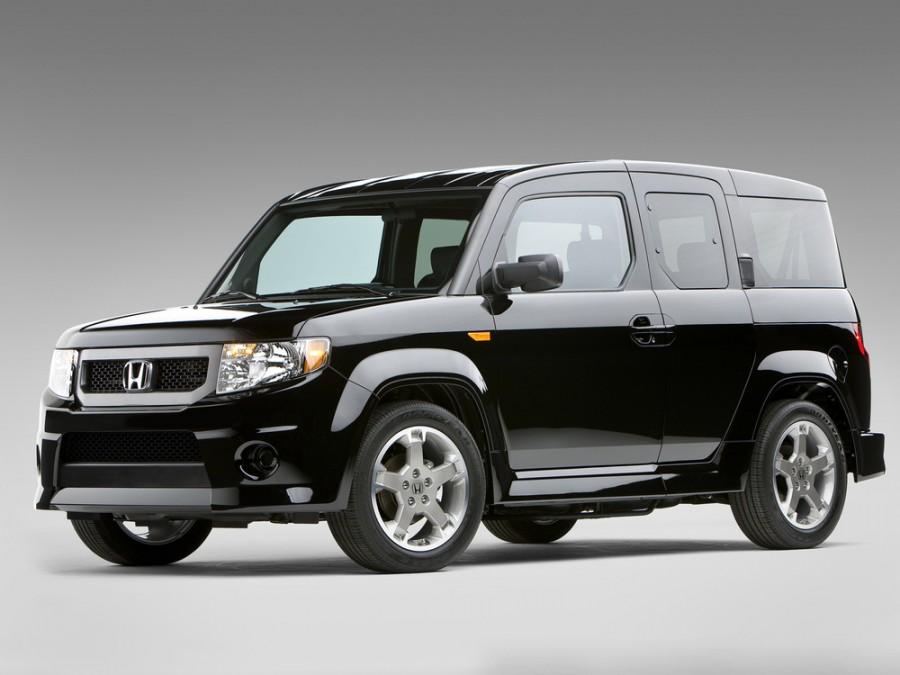 Honda Element SC кроссовер 5-дв., 2008–2010, 1 поколение [2-й рестайлинг] - отзывы, фото и характеристики на Car.ru