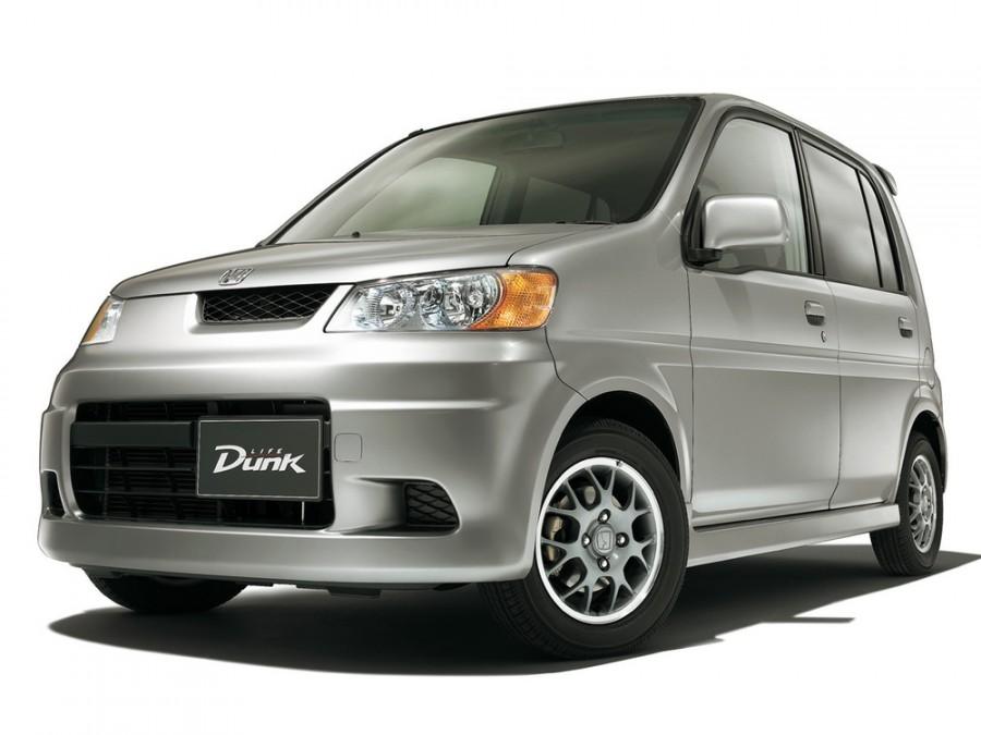 Honda Life Dunk хетчбэк 5-дв., 2001–2003, 3 поколение [рестайлинг] - отзывы, фото и характеристики на Car.ru