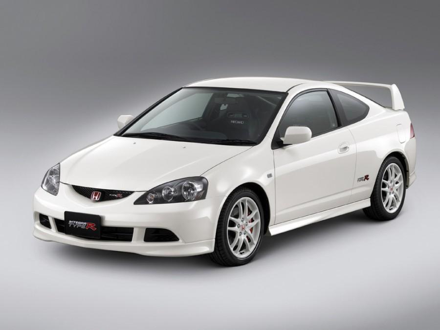 Honda Integra Type R купе 2-дв., 2004–2006, 4 поколение [рестайлинг] - отзывы, фото и характеристики на Car.ru
