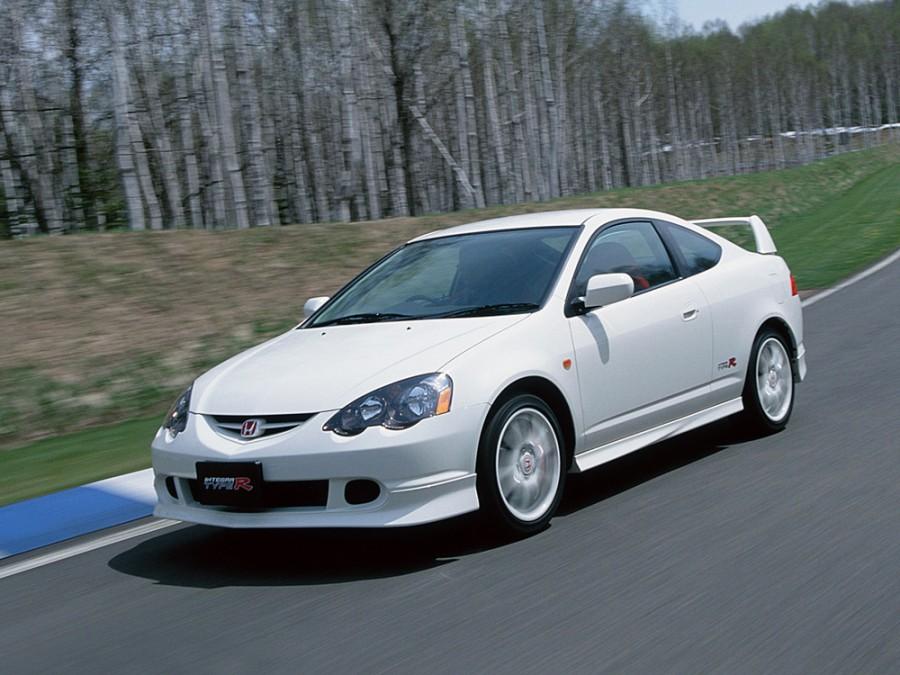 Honda Integra Type R купе 2-дв., 2001–2004, 4 поколение - отзывы, фото и характеристики на Car.ru