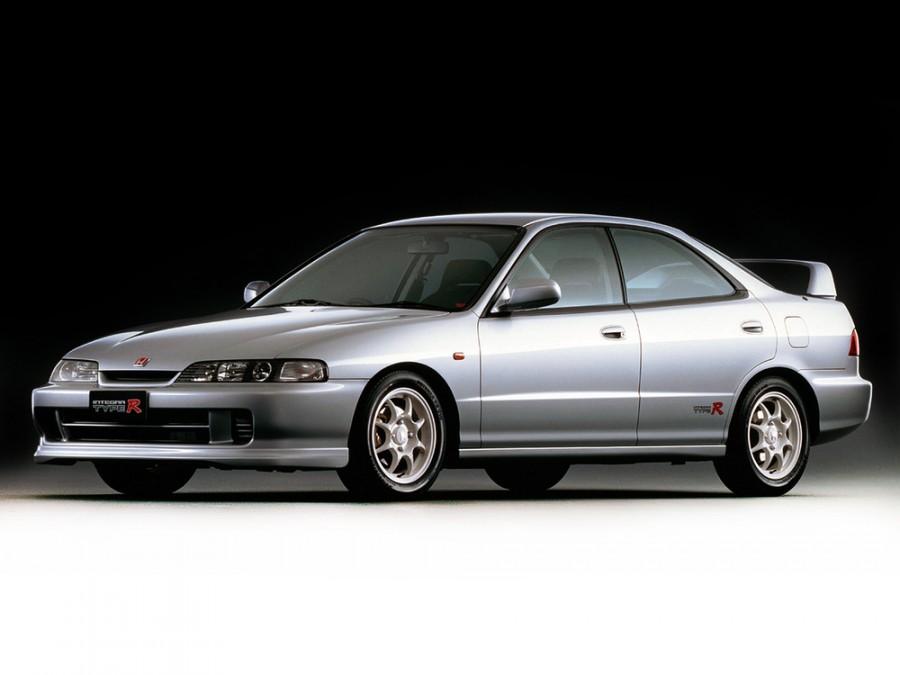 Honda Integra Type R седан 4-дв., 1995–2001, 3 поколение [рестайлинг] - отзывы, фото и характеристики на Car.ru