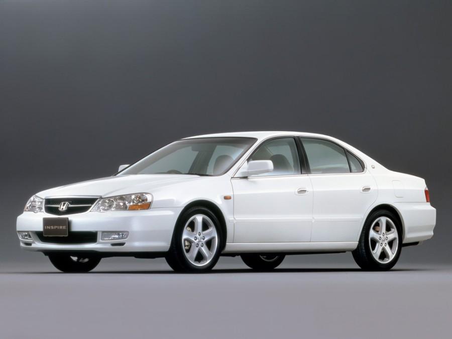 Honda Inspire Type-S седан 4-дв., 1998–2003, 3 поколение - отзывы, фото и характеристики на Car.ru