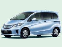 Honda Freed, 1 поколение [рестайлинг], Hybrid минивэн 5-дв., 2011–2014