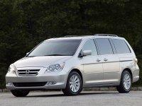 Honda Odyssey, 3 поколение, Us-spec минивэн 5-дв., 2003–2007