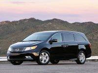 Honda Odyssey, 4 поколение, Us-spec минивэн 5-дв., 2009–2016
