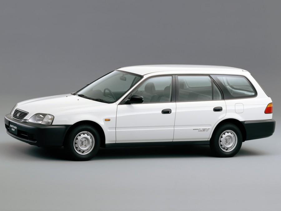 Honda Partner универсал, 1996–2006, 1 поколение - отзывы, фото и характеристики на Car.ru